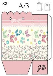 gift bag templates free printable 2019 best boxes packaging images on pinterest packaging paper