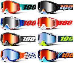 motocross goggles ebay 2018 100 racecraft motocross mx goggles enduro bike 100 percent