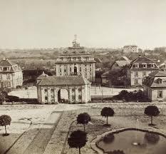 Neues Schloss Baden Baden Verlassenes Schloss