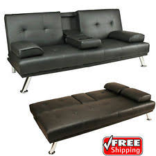 2 seater leather sofa sofas u0026 seating ebay