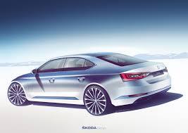 nuovo suv lexus hybrid 2017 skoda kodiaq automobile design pinterest cars sketches