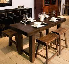 farmhouse table with metal chairs farmhouse table and bench farm seats dining chairs with metal
