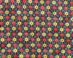 quilted fabric etsy