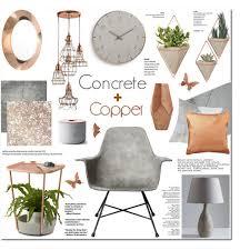 polyvore home decor concrete copper home decor 282 polyvore y pcgamersblog com