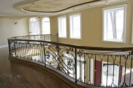 Fer Forge Stairs Design Tradition Classic Ramps And Railings Battig Design