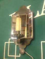 Mission Wall Sconce Arts Crafts Sconce Ebay
