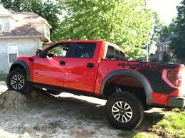 Ford Raptor Red - my new vossiraptor ford raptor forum ford svt raptor forums