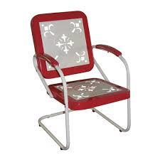 Metal Patio Furniture Paint - vintage metal lawn chairs furniture paint vintage metal lawn