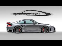 porsche turbo logo 2010 speedart btr ii 650 evo porsche 997 turbo side logo