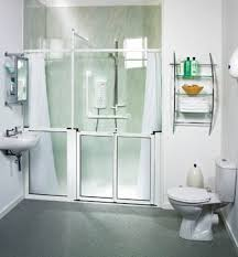 Half Shower Doors Half High Shower Doors Kenny S Tile