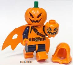 lego spider man goblin minifigure hobgoblin jack o lantern pumpkin