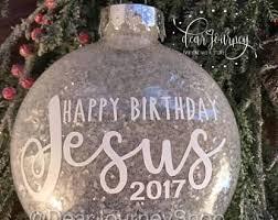 happy birthday jesus etsy