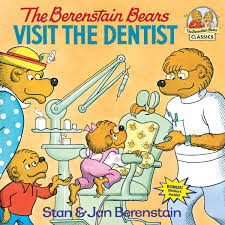 barenstein bears the berenstain bears visit the dentist stan berenstain jan