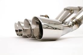 nissan 350z quad tip exhaust billy boat exhaust fcor 0415 bullet exhaust c6 corvette