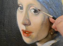 girl with pearl earring painting easy steps to recreating a masterpiece painting