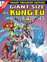 review kung fu bible stories