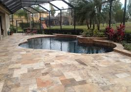 riveting patio pool ideas tags patio flooring ideas etching