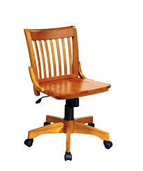 desk chairs wooden vintage desk chair wood with arms office ikea