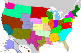 list of us states file us roman catholic dioceses map png wikimedia commons