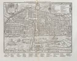 Orleans France Map by