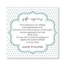 gift registry ideas wedding astounding wording for baby shower gift registry card 77 with