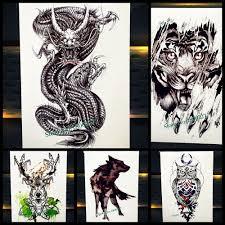 tribal chinese dragon tattoos online buy wholesale dragon tattoos from china dragon tattoos