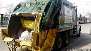 garbage collection reminders for thanksgiving