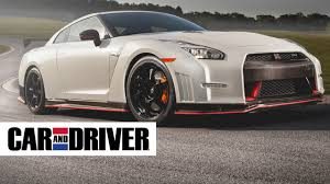 nissan gtr youtube review 2016 nissan gt r nismo review in 60 seconds car and driver