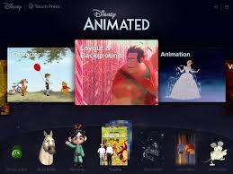 app review u0027disney animated u0027 ipad app rotoscopers