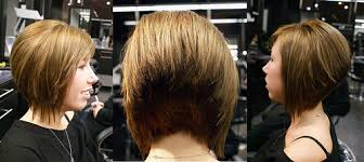 angled haircuts front and back hair obsessed short angled bob haircut with new wispy twist