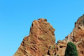 Garden Of Rocks by Garden Of The Gods Colorado