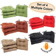 22 Inch Outdoor Chair Cushions Patio Chair Cushions Ebay