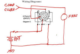 relay 11 pin wiring diagram relay wiring diagrams collection
