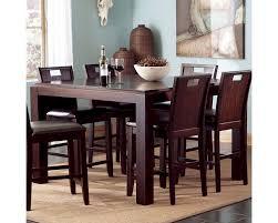contemporary counter height table coaster prewitt contemporary counter height table w leaf co 102948