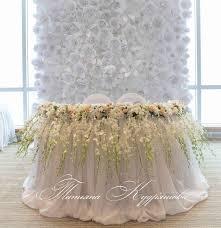 sweetheart table decor decor sweetheart table 2028983 weddbook