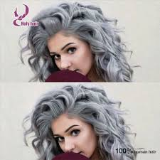best shoo for gray hair for women 15 best grey human hair wig images on pinterest human hair wigs
