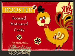 chinese zodiac rooster year of the rooster funny horoscopes
