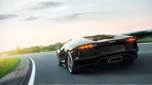 lamborghini gallardo back black lamborghini aventador back look wallpaper