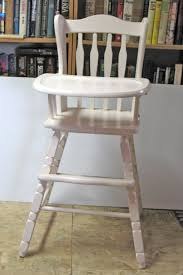 Antique Wood High Chair 7 Best High Chair Images On Pinterest Wooden High Chairs Baby