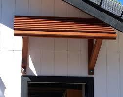 Fabric Window Awnings Decorative Metal Window Awnings Corrugated Metal Awning Lake Flato