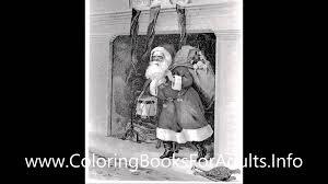 vintage christmas postcard coloring book vol 3 25