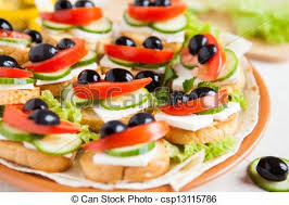canap au fromage canape fromage légumes feta fromage légumes canape images