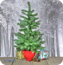 panovo green artificial tree 3ft in excess direct