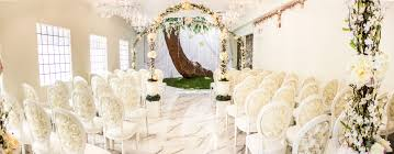 wedding arch las vegas the garden of chapel royal wedding chapel