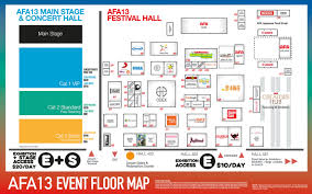 anime festival asia afa 2013 biggest japan pop culture anime afa 2013 floor plan