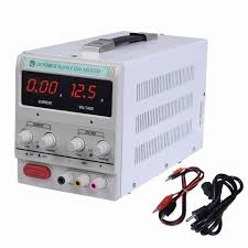 Variable Bench Power Supply With Lcd And Monitor Display Safstar Adjustable Power Supply 30v 5a Precision Variable Dc