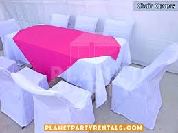 tablecloths and chair covers awesome chair covers partyretanls canopy tents chairs tables