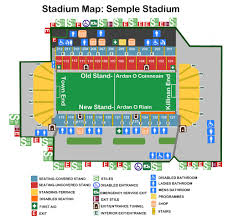 Metlife Stadium Map Stadium Map Images Reverse Search