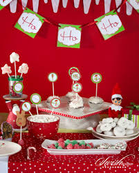 guest party elf on the shelf christmas party u0026 printables