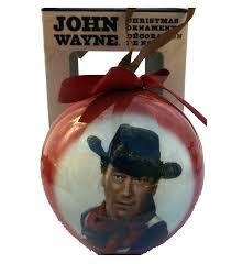 wayne ornaments pole west cowboy